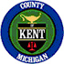 Kent County, Michigan Seal